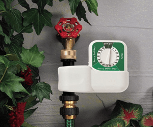 latest and greatest garden hose timers