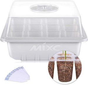 plant starter seedlings kit