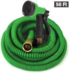 Grow Green Expandable Garden Hose.