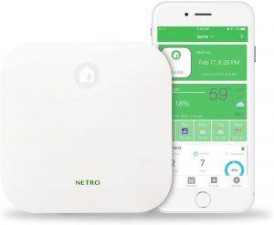 Netro Smart WiFi 6 Zone Sprinkler Controller