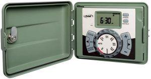 Orbit 57894 4-Station Outdoor Swing Panel Sprinkler System Timer
