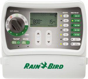 Rain Bird SST400IN Simple-to-Set Indoor Sprinkler Controller.