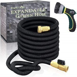 The FitLife Expandable Garden Hose.