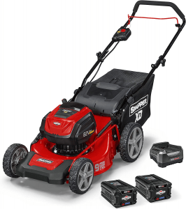 Snapper XD 82V MAX Cordless Electric 19