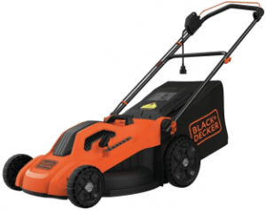 BLACK+DECKER Lawn Mower, Corded, 13 Amp, 20-Inch (BEMW213)