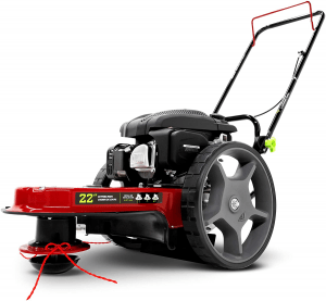 EARTHQUAKE 28463 M205 Trimmer with 150cc 4-Cycle Viper Engine Walk Behind String Mower