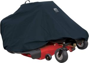 Classic Accessories 52-150-040401-00 Zero Turn Riding Mower Cover