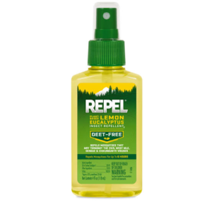 REPEAL Plant-Based Lemon Eucalyptus Insect Repellent